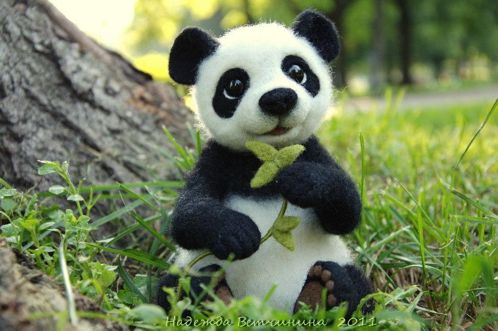 Панды арт