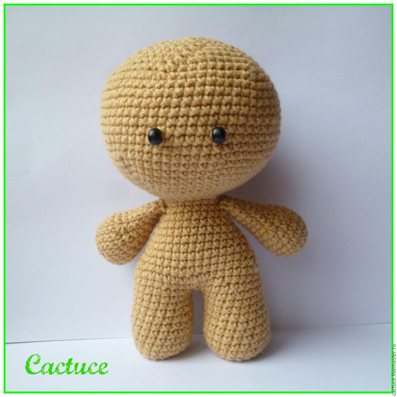 схема вязания куклы йо йо амигуруми