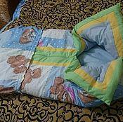 Работы для детей, ручной работы. Ярмарка Мастеров - ручная работа Конверт-трансформер для новорожденного. Handmade.