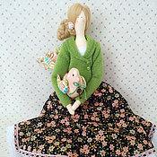 Куклы и игрушки ручной работы. Ярмарка Мастеров - ручная работа Тильда Дора. Handmade.