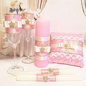 Свадебный салон handmade. Livemaster - original item Bridal set Princess. Handmade.