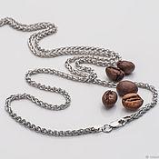 Украшения handmade. Livemaster - original item Silver chain