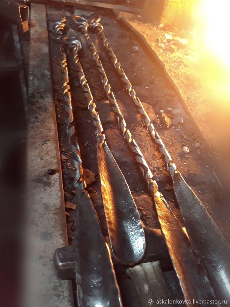 Forged Shoe spoon-long, Shoemakers, Rybinsk,  Фото №1