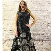 Одежда handmade. Livemaster - original item Dress felted