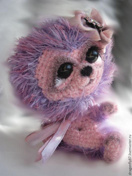 Мишки Тедди ручной работы. Ярмарка Мастеров - ручная работа. Купить Эльза. Handmade. Ежик, авторская игрушка, друзья тедди