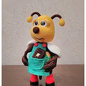 Куклы и игрушки handmade. Livemaster - original item a honeybee. Handmade.