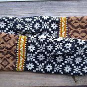 Аксессуары handmade. Livemaster - original item mittens women`s