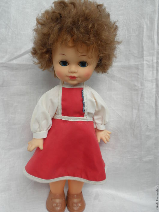Кукла винтаж