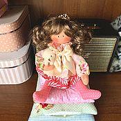 Куклы и игрушки handmade. Livemaster - original item The Princess and the pea. Handmade.