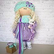 Куклы и пупсы ручной работы. Ярмарка Мастеров - ручная работа Интерьерная Куколка. Handmade.