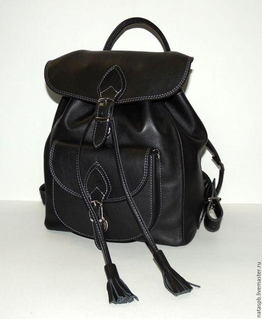 Рюкзак «Лоретта» практичный, комфортный, легкий, женственный аксессуар.