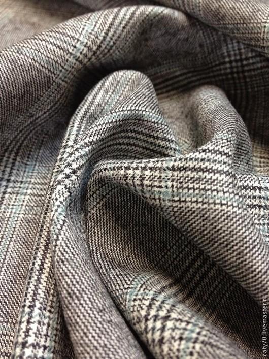 Шитье ручной работы. Ярмарка Мастеров - ручная работа. Купить Ткань костюмно-плательная, арт. Окт-42. Handmade. юбка