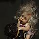 Портретные куклы ручной работы. Ярмарка Мастеров - ручная работа. Купить Герка. Handmade. Коричневый