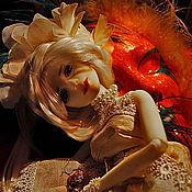 Куклы и игрушки ручной работы. Ярмарка Мастеров - ручная работа Ангелла, шарнирная кукла, bjd doll, бжд, авторская кукла. Handmade.