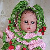 Куклы и игрушки ручной работы. Ярмарка Мастеров - ручная работа Кукла реборн Земляничка-2. Handmade.