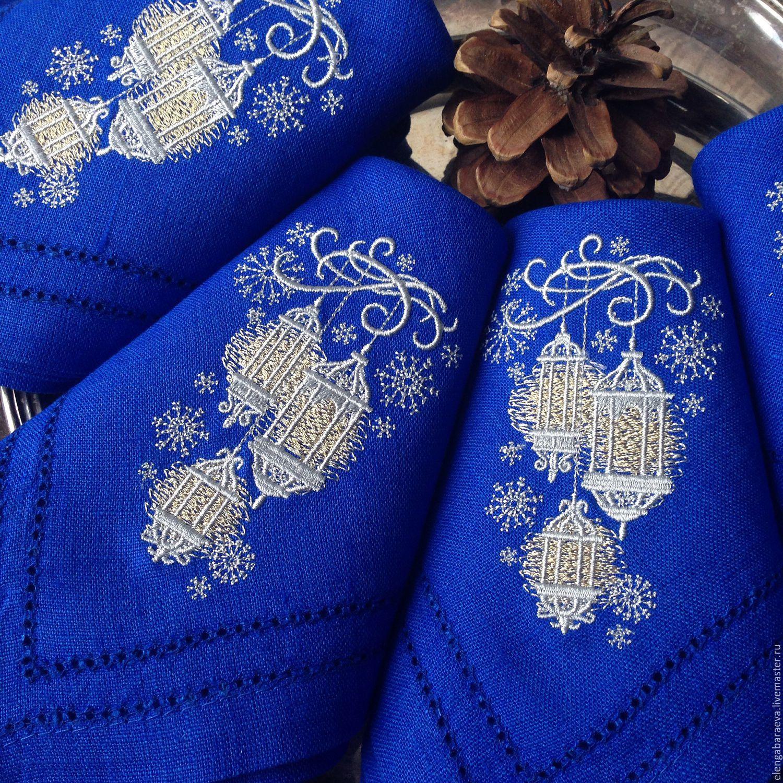 Вышивка скатерти на заказ коллекция схем - Промвышивка 53