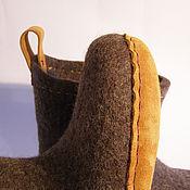 """Обувь ручной работы. Ярмарка Мастеров - ручная работа Валенки мужские """"Для дома"""" 45 размер!!!. Handmade."""