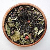 Композиции ручной работы. Ярмарка Мастеров - ручная работа Черный чай «Для Мужчин». Handmade.
