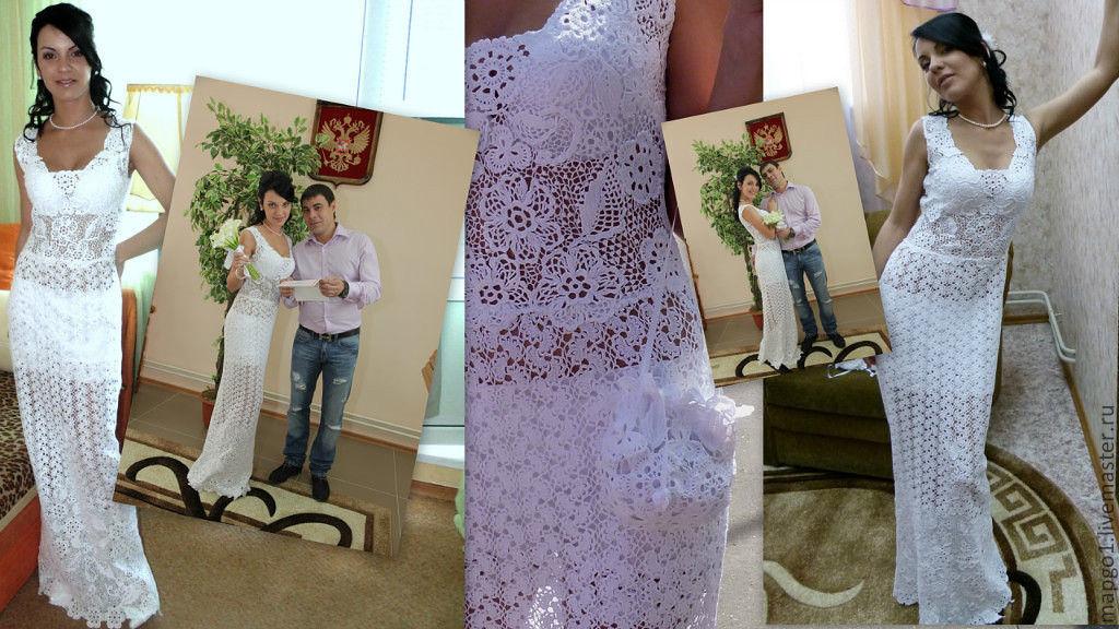 Ажурные свадебные платья и цены