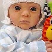 Куклы Reborn ручной работы. Ярмарка Мастеров - ручная работа Малыш Ловелинчик-Лёвушка. Handmade.