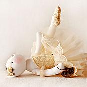 """Куклы и игрушки ручной работы. Ярмарка Мастеров - ручная работа Кошка """"Блистательна, полувоздушна..."""". Handmade."""