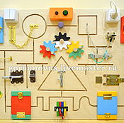 Куклы и игрушки handmade. Livemaster - original item Educational Game Module Baseband Board