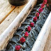 Мыло ручной работы. Ярмарка Мастеров - ручная работа Мыло с углем. Handmade.