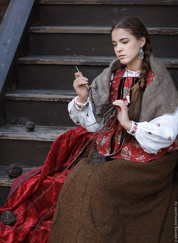 Шерсть овцебыка в клубках - 2, Пряжа, Красноярск, Фото №1