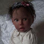 Куклы и игрушки ручной работы. Ярмарка Мастеров - ручная работа Аленка-кукла реборн-приз. Handmade.
