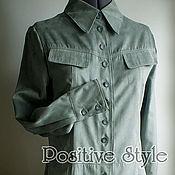 """Одежда ручной работы. Ярмарка Мастеров - ручная работа Блуза-жакет """"Дора"""". Handmade."""