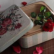 Для дома и интерьера ручной работы. Ярмарка Мастеров - ручная работа Короб. Handmade.