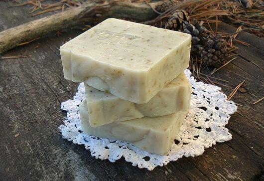 """Мыло ручной работы. Ярмарка Мастеров - ручная работа. Купить Мыло """"Эвкалипт и чайное дерево"""". Handmade. Мыло натуральное"""