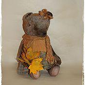Куклы и игрушки ручной работы. Ярмарка Мастеров - ручная работа Октябрина. Handmade.
