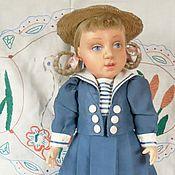 Куклы и игрушки handmade. Livemaster - original item Boudoir doll Marina. Handmade.