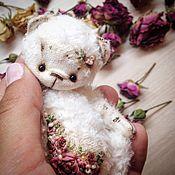 Куклы и игрушки ручной работы. Ярмарка Мастеров - ручная работа Вышитая девочка. Handmade.