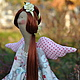 Куклы Тильды ручной работы. Ярмарка Мастеров - ручная работа. Купить Тильда-ангел. Handmade. Тильда