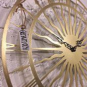 """Для дома и интерьера ручной работы. Ярмарка Мастеров - ручная работа Часы 45см латунь """"Vana Tallinn Premium M"""". Handmade."""