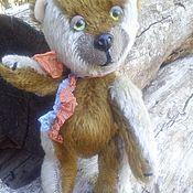 Куклы и игрушки ручной работы. Ярмарка Мастеров - ручная работа Мишка мягкая игрушка. Handmade.