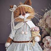 Куклы и игрушки handmade. Livemaster - original item Blue dress. Handmade.