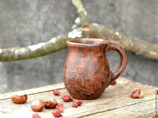 Кружки и чашки ручной работы. Ярмарка Мастеров - ручная работа. Купить Чайная чашка керамическая Вечерняя. Handmade. Чайная посуда