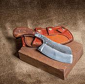 Сувениры и подарки handmade. Livemaster - original item axe Metzger with scabbard. Handmade.