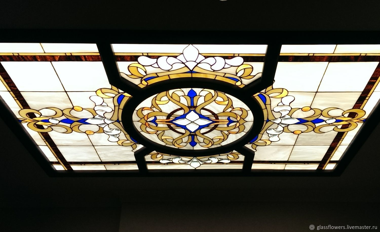 ceiling stained glass window, stained glass Tiffany, stained glass SPb, glass flowers stained glass workshop, stained glass, illuminated, interior design, stained glass ceiling, stained glass Windows,
