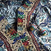 Одежда ручной работы. Ярмарка Мастеров - ручная работа Платье 2059 этническое штапель. Handmade.