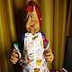 Коллекционные куклы ручной работы. Ярмарка Мастеров - ручная работа. Купить Фрекен Бок. Handmade. Фрекен бок, подарок