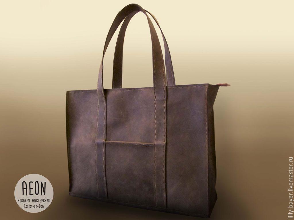 9930e1e04c55 Женские сумки ручной работы. Ярмарка Мастеров - ручная работа. Купить Сумка  - шоппер из ...