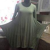 Одежда ручной работы. Ярмарка Мастеров - ручная работа Платье фартук. Handmade.