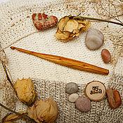 Материалы для творчества handmade. Livemaster - original item Crochet hook 4.5#44. Handmade.