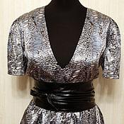 """Одежда ручной работы. Ярмарка Мастеров - ручная работа Блуза """"17"""". Handmade."""