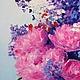 Картины цветов ручной работы. Пионовая жизнь. K&ART. Ярмарка Мастеров. Пионы маслом, роскошная картина