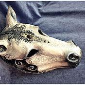 Одежда ручной работы. Ярмарка Мастеров - ручная работа Маска лошади. Handmade.